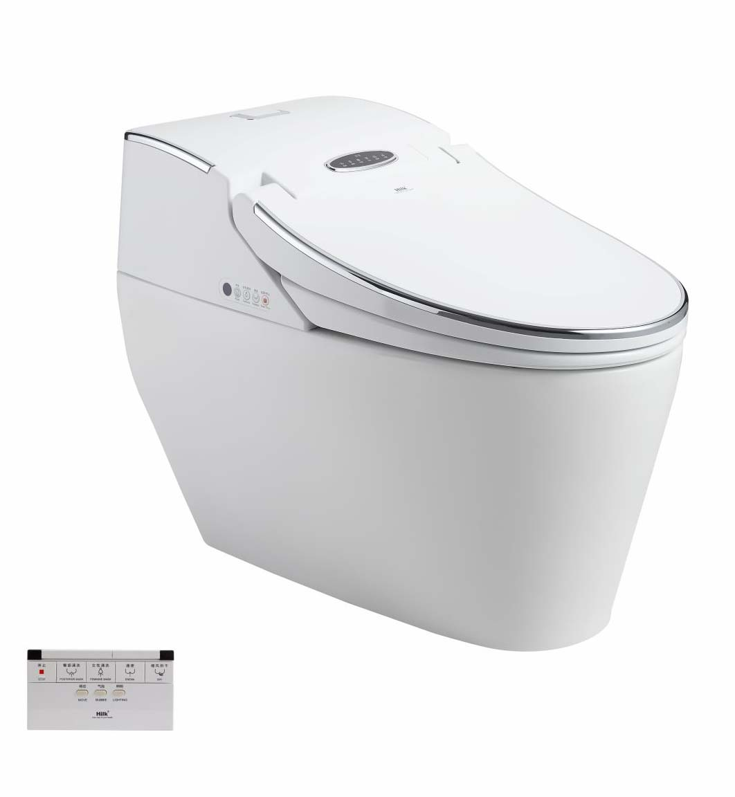 High Grade Full Automatic Ceramic Intelligent Smart Toilet